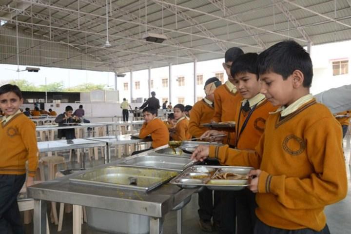 Flower Kids Public School-Cafeteria