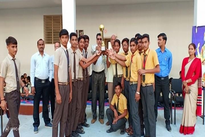 Flower Kids Public School-Prize1