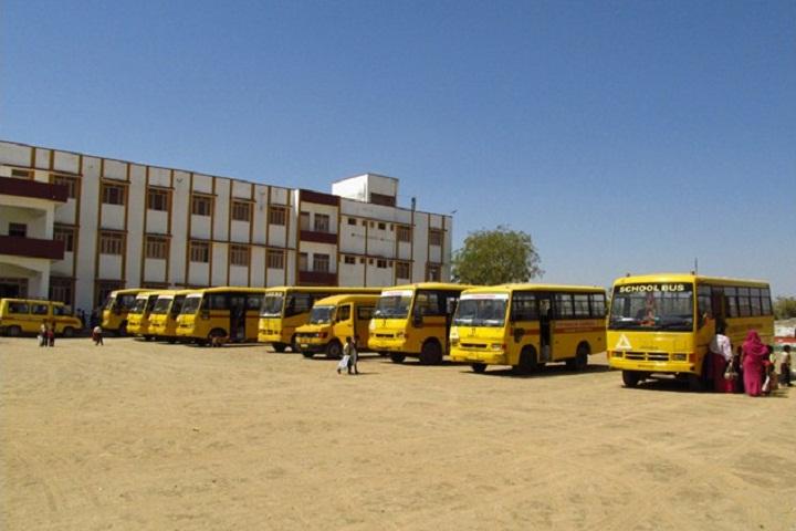 Flower Kids Public School-Transport