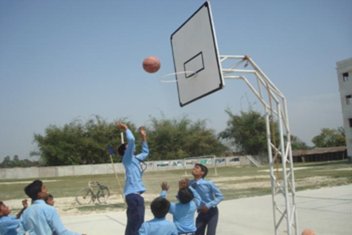 Future Foundation The School-Basket Ball Court