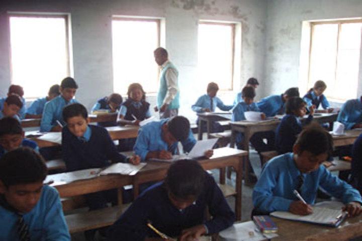 Future Foundation The School-Classroom
