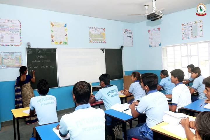 Future Foundation The School-Smart Classroom