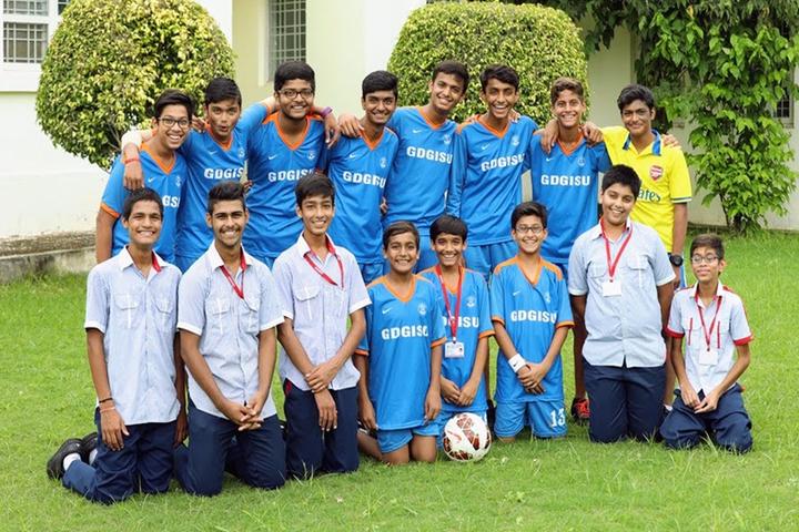G D Goenka International School-Sports