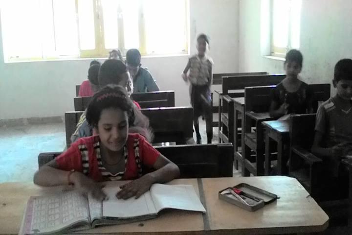 G M School-Classroom