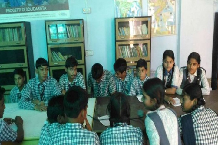 G M School-Library