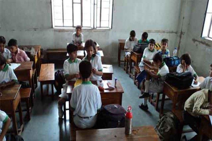 G B Modi Vidya Mandir-Classroom