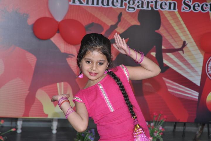 Ganganagar Public School-Dance Competition