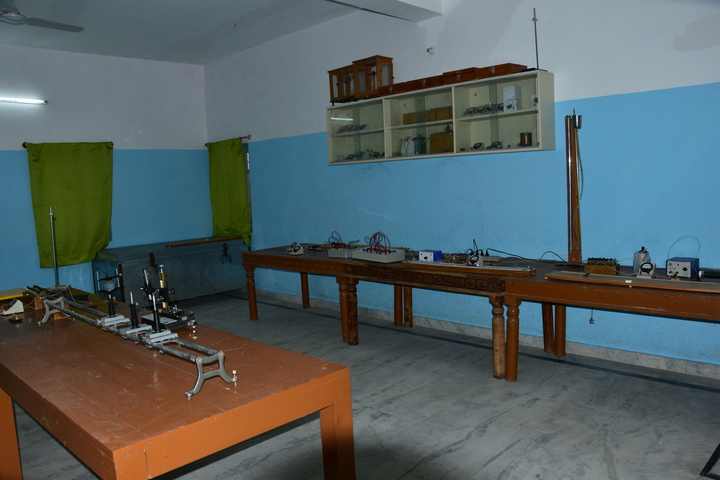 Global Indian International School-Physics Lab