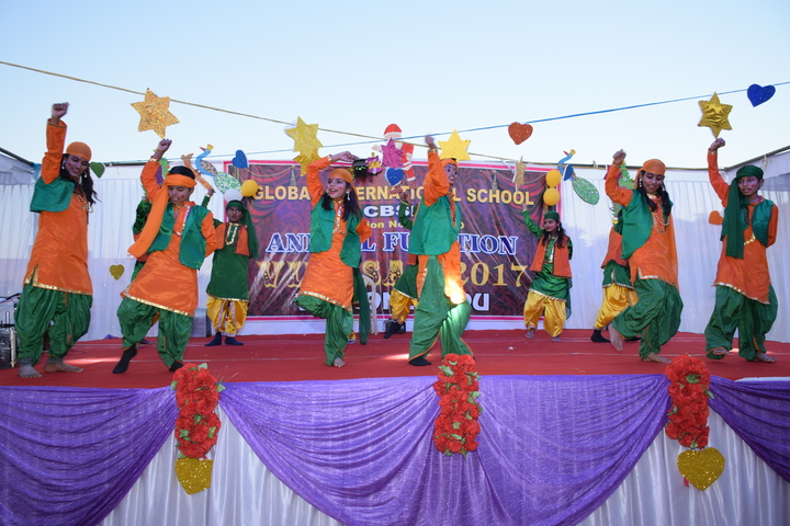 Global International School-Annual Function