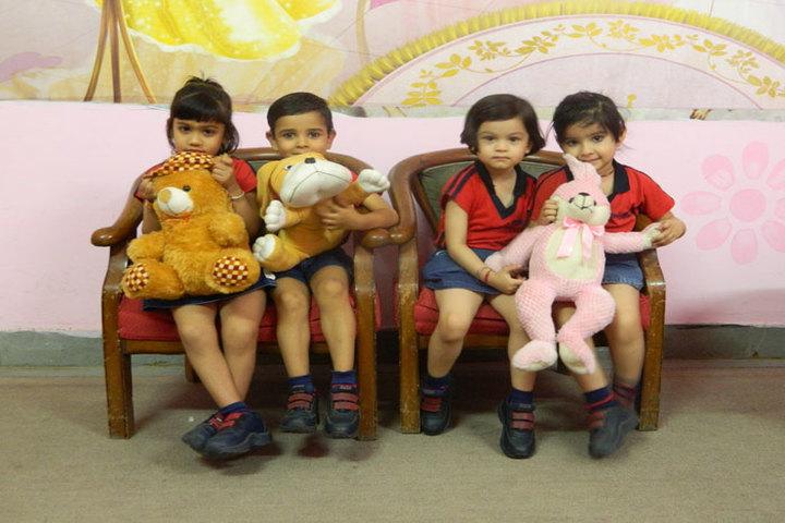 Global Public School-Doll House
