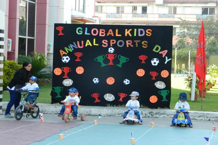 Global Public School-Sports day