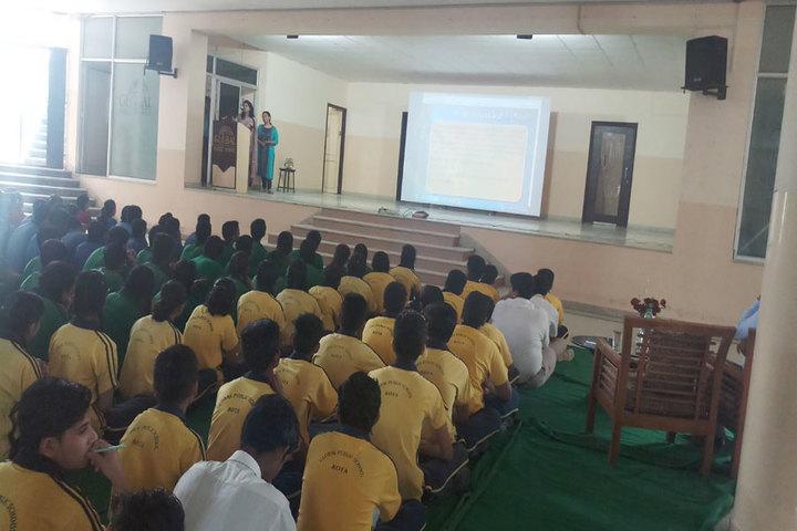 Global Public School-Workshop