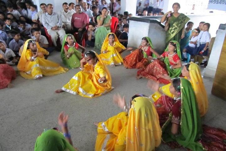 Kendriya Vidyalaya-Dances
