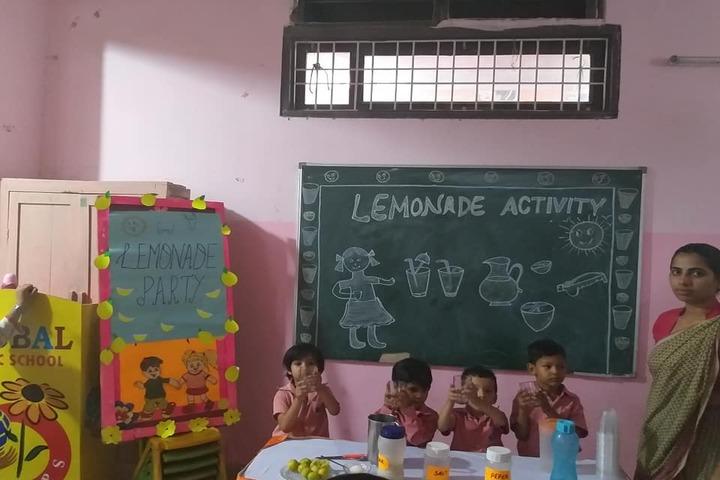 Global public school-Activity
