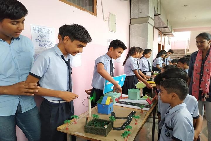 Global public school-Exhibition