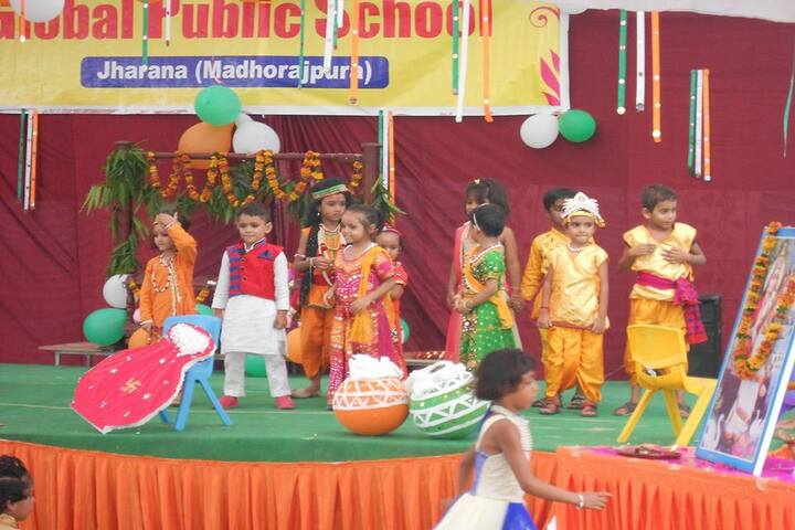 Global public school-Janmashtami