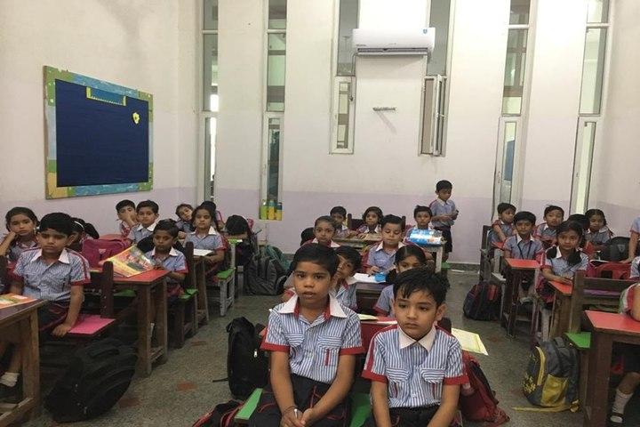Golden Era Academy-Classroom