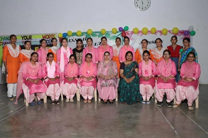 Golden Public School-Staff