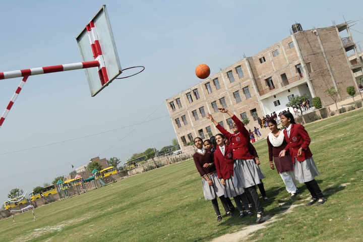Golden Rays Public School-Basket Ball