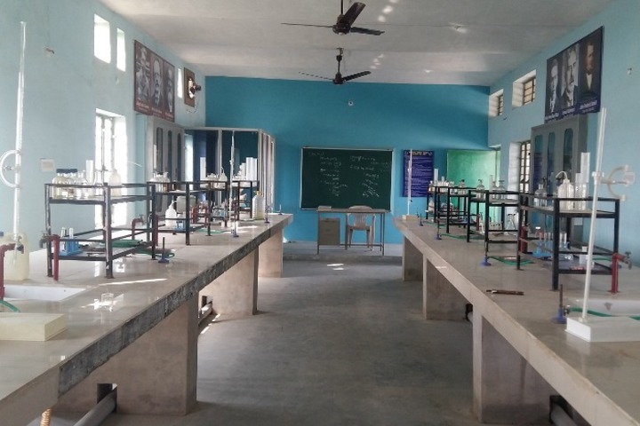 Golden Rays Public School-Chemistry Lab