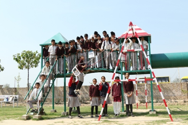 Golden Rays Public School-Play Area