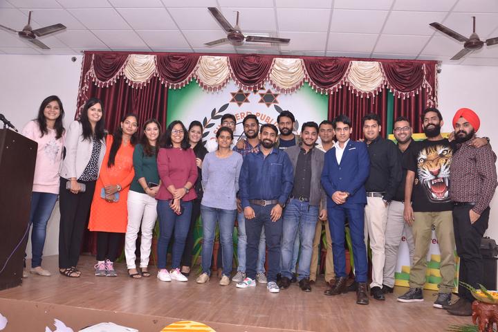 Good Shepherd Public School-Alumni meet
