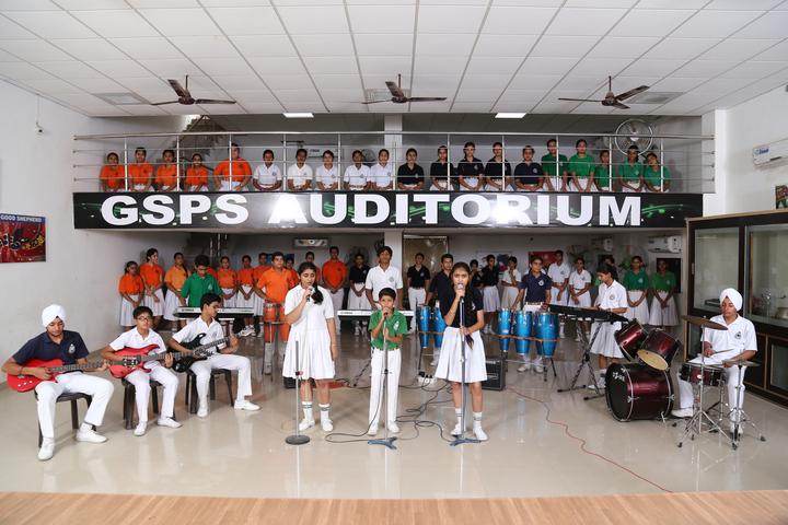 Good Shepherd Public School-Auditorium