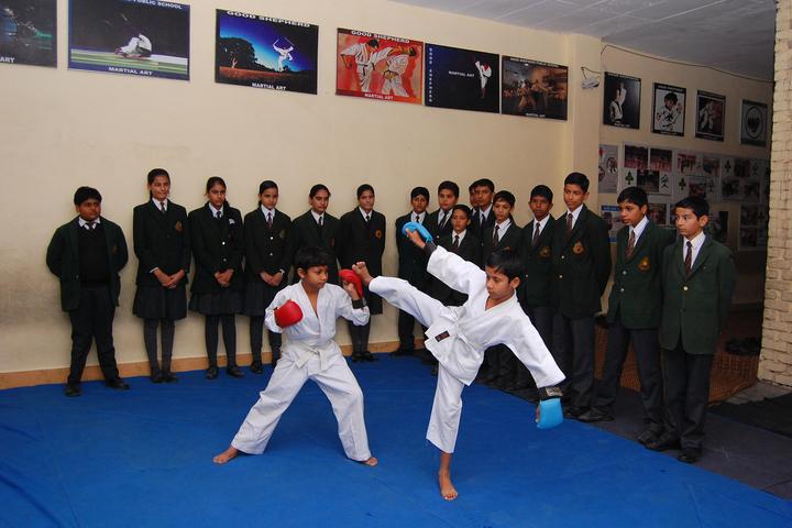 Good Shepherd Public School-Kharate