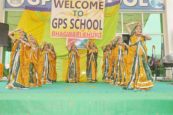 GPS School-Dance