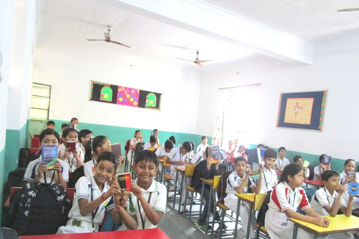Green Valley Public School-Classroom