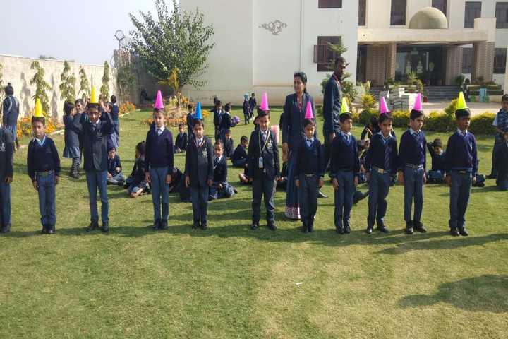 Gudha International School-Activity1