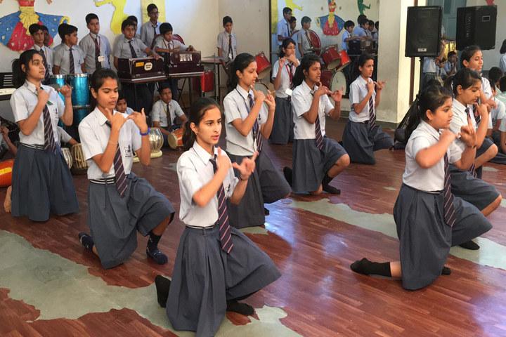 Gudha International School-Dance Room