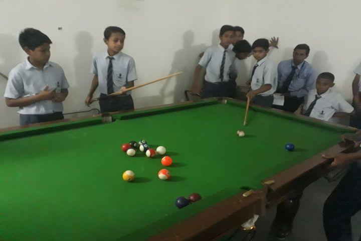 Gudha International School-Indoor club