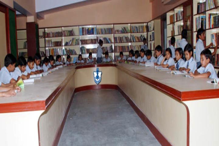 Gudha International School-Library