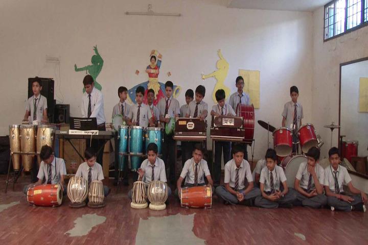 Gudha International School-Music Room