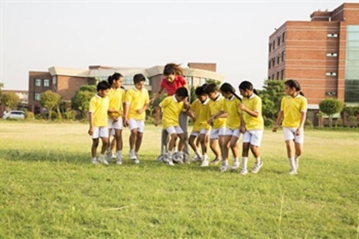 Gudha International School-Sports
