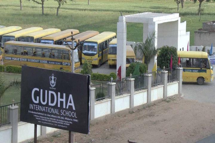 Gudha International School-Transport