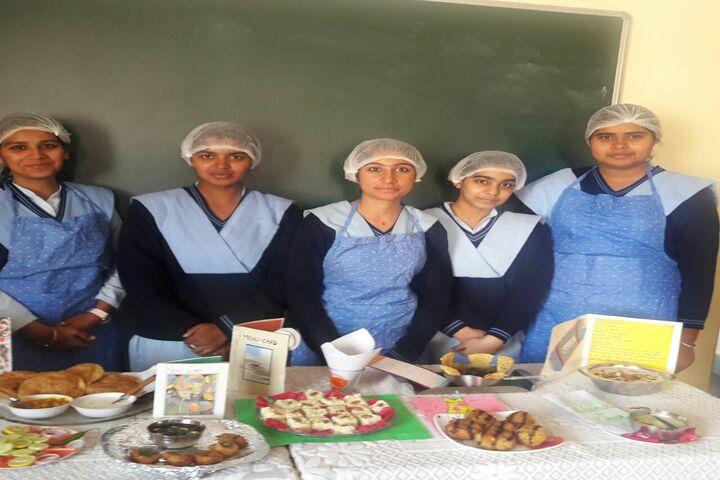 Guru Harkrishan Public School-Food Fest