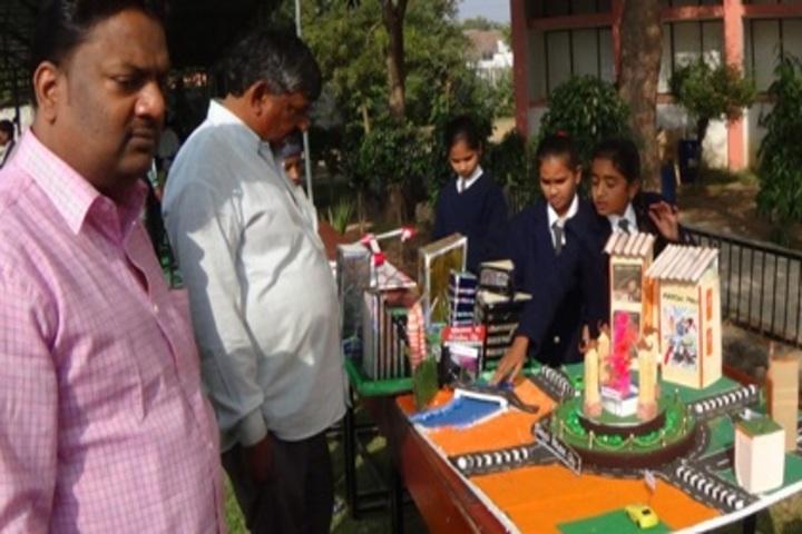 Guru Nanak Public School-Exhibition