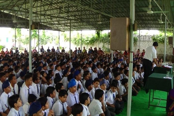 Guru Nanak Public School-Workshop