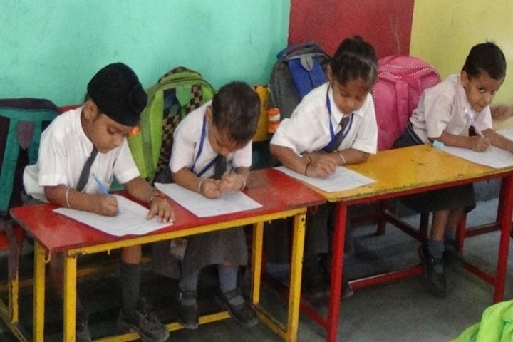 Guru Nanak Public SchoolStry Writing Competition