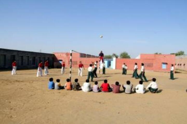 Gurukul B L Mohta Learning Institute-Sports