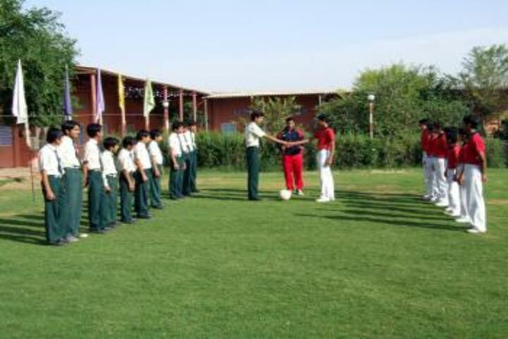 Gurukul B L Mohta Learning Institute-Sports1