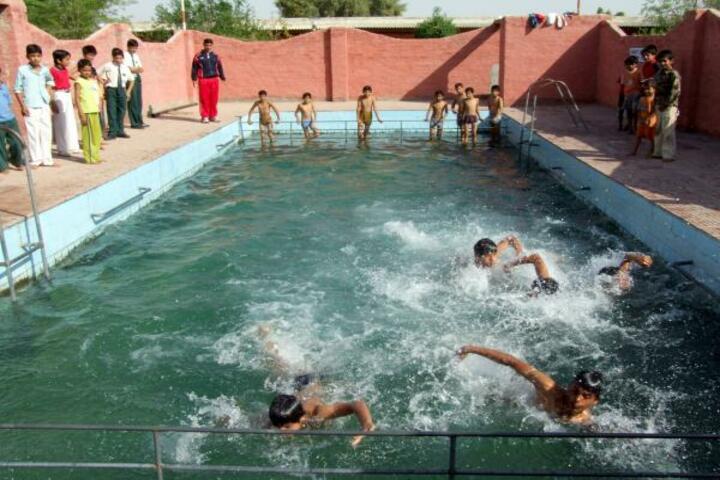 Gurukul B L Mohta Learning Institute-Swimming Pool