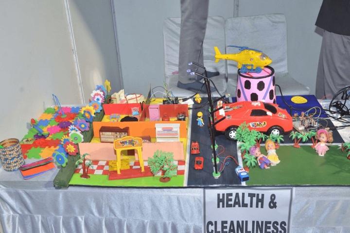 Gyan Vihar Co Education School-Art and craft