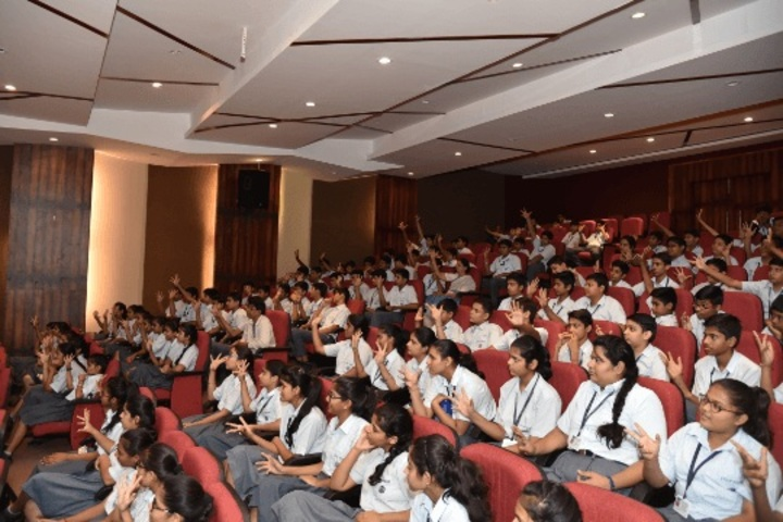 Gyan Vihar Co Education School-Auditorium