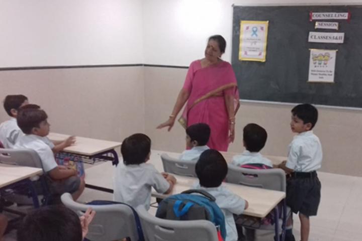 Gyan Vihar Co Education School-Class Room