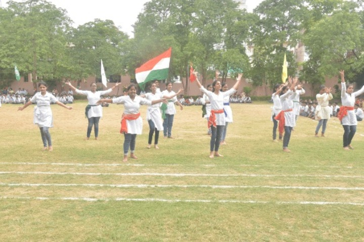 Gyan Vihar Co Education School-Independence Day