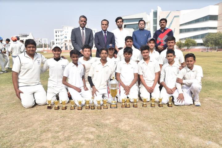 Gyan Vihar Co Education School-Prize Winners