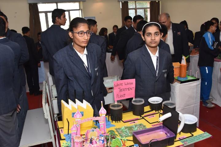 Gyan Vihar Co Education School-Science Exhibition